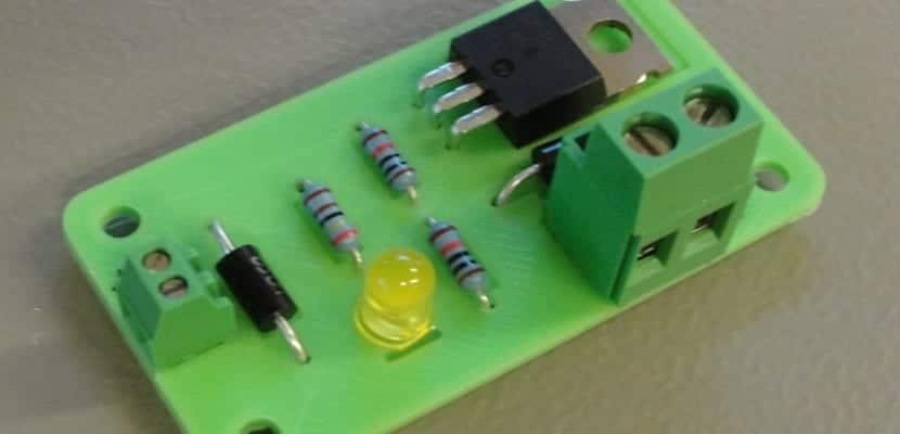 Las futuras placas PCB podrían imprimirse