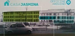 Casa Jasmina, la primera casa domótica con Arduino