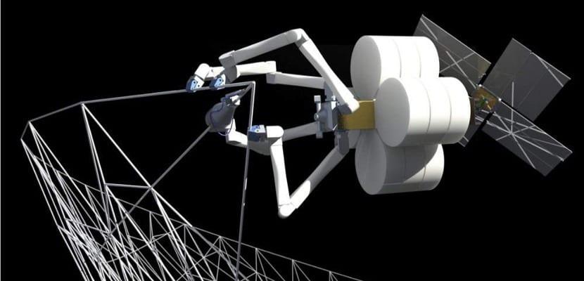 La impresión 3D abarata los programas espaciales