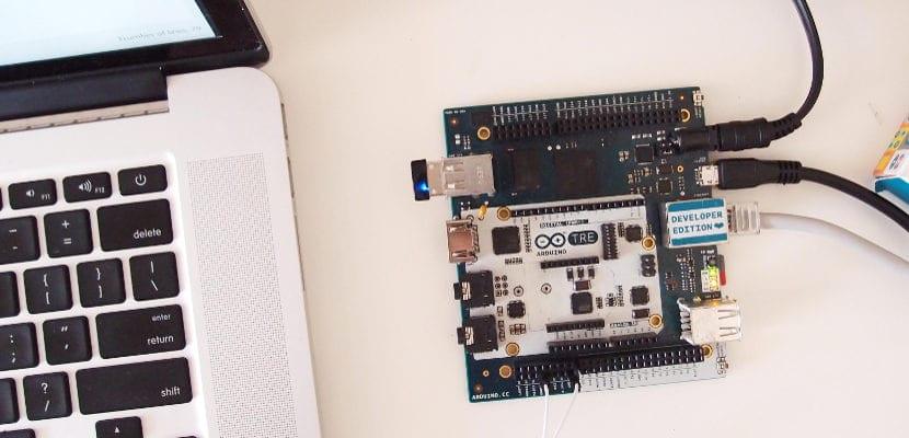 Placa Arduino Tre