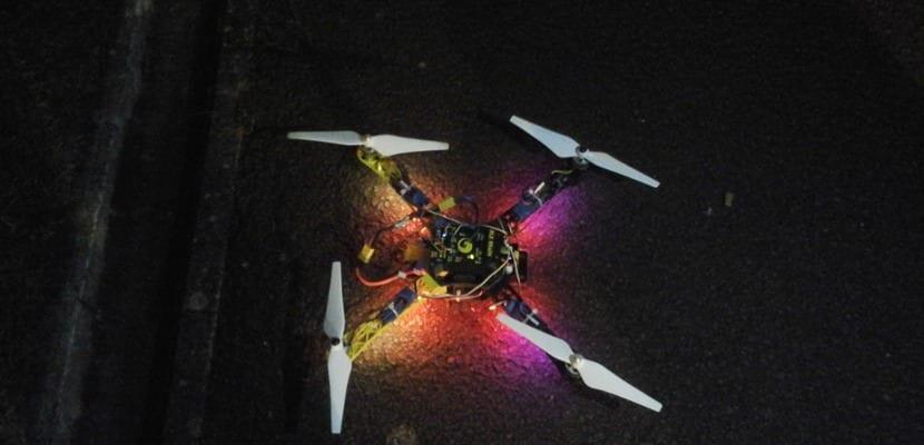 Drone de Erle Robotics