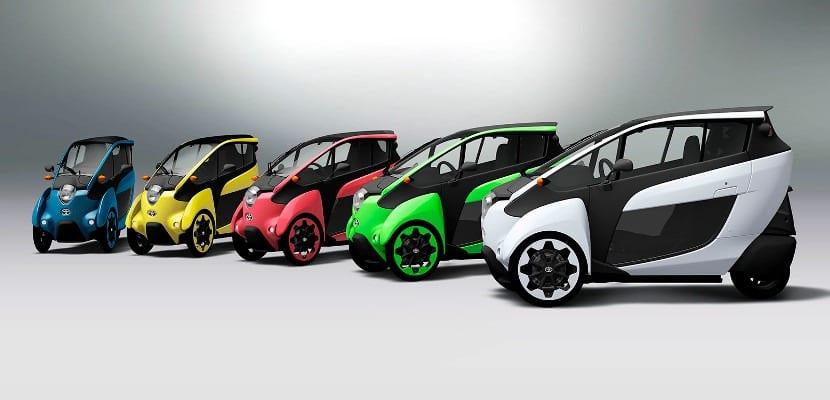 Toyota permite personalizar su coche i-Road con la impresión 3D
