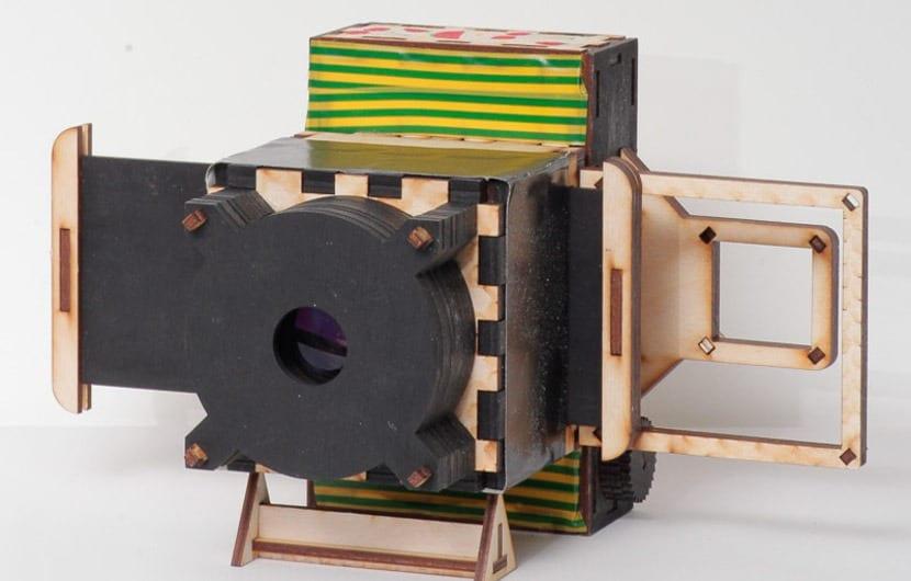 Prototipo de Camara Focal