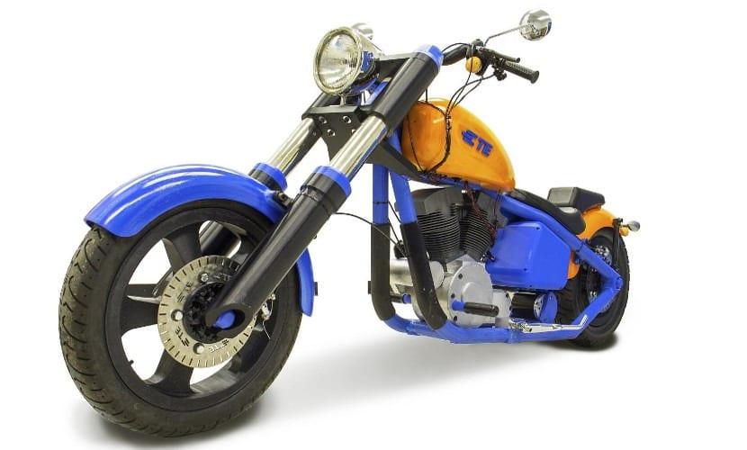 Harley Davidson impresa