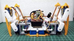Robot Araña de RegisHsu