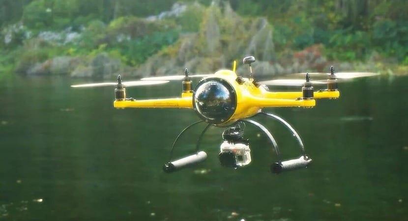 drones mensajeros