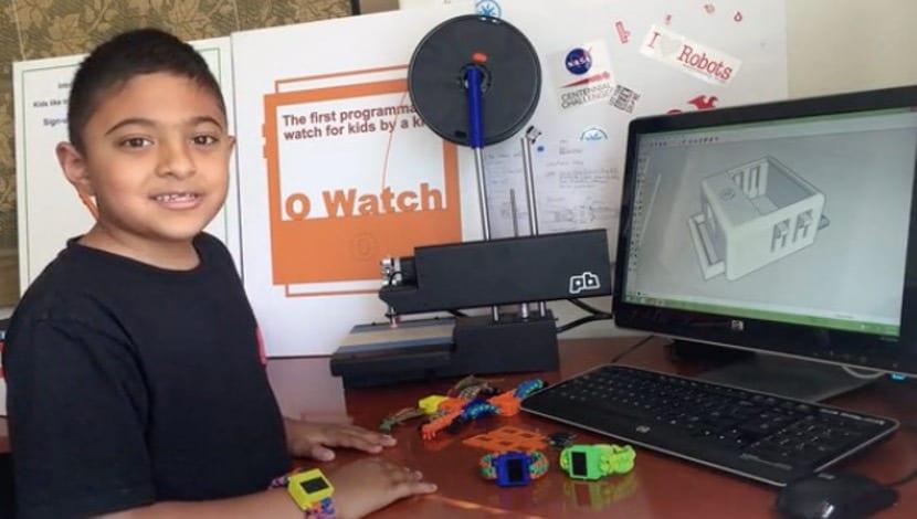 Okmar y O Watch