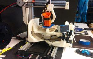 Impresora 3D de 5 ejes