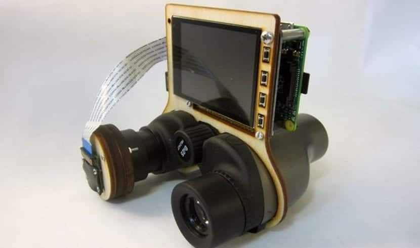 PiNoculars