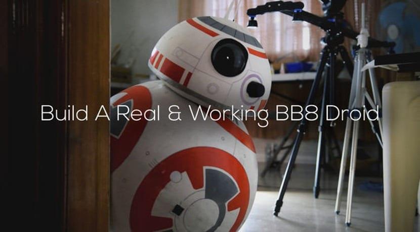 Robot BB8