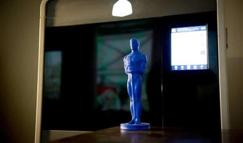 Estatua Óscar