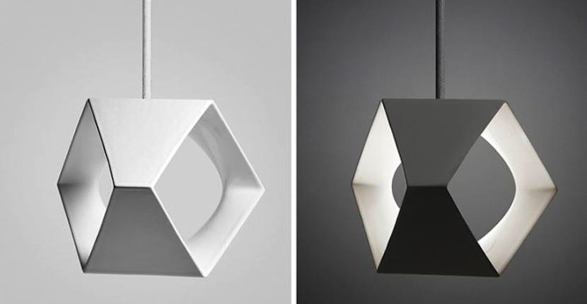 lámparas cerámicas