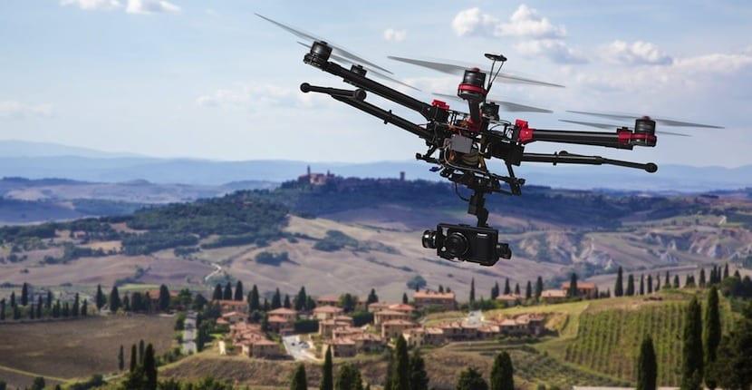 volar drones