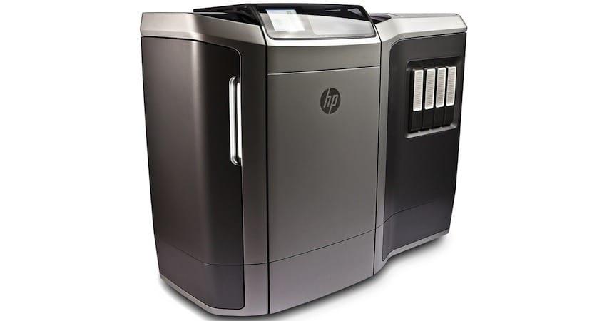 HP Jet Fusion 3D