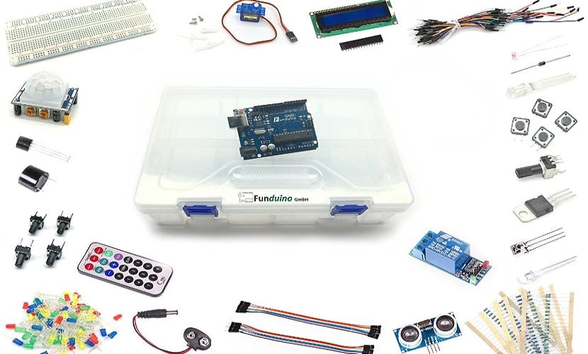 Funduino Starter Kit