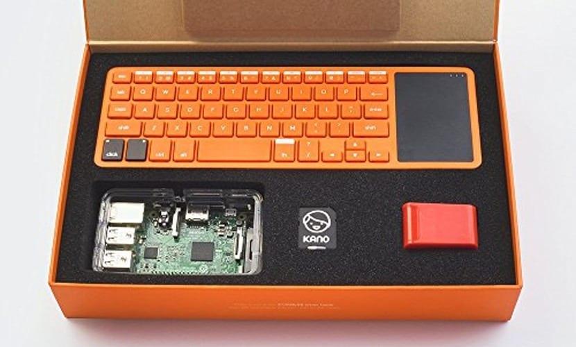 Kit electrónica Kano