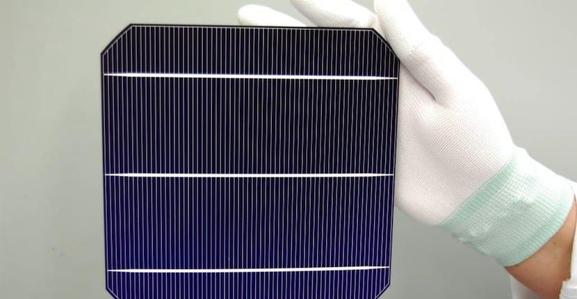 células solares impersas