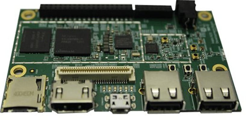 Helio X20 Dev Board