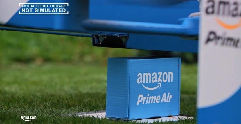 Amazon Primer Air