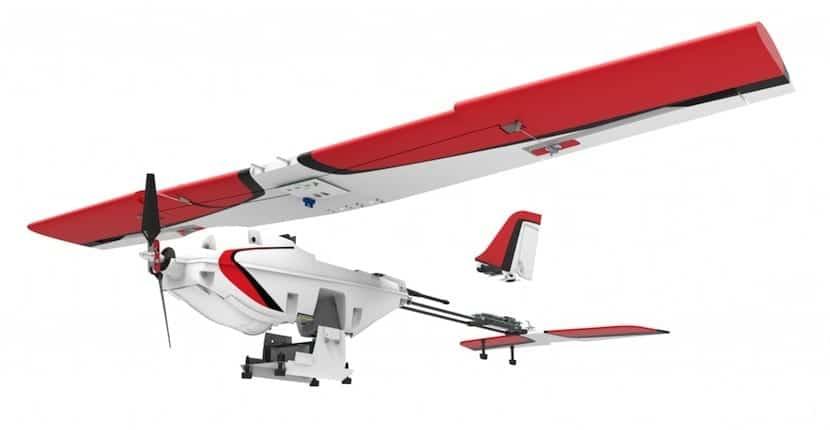 PrecisionHawk Lancaster 5