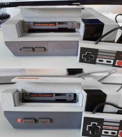 Modificación Nintendo