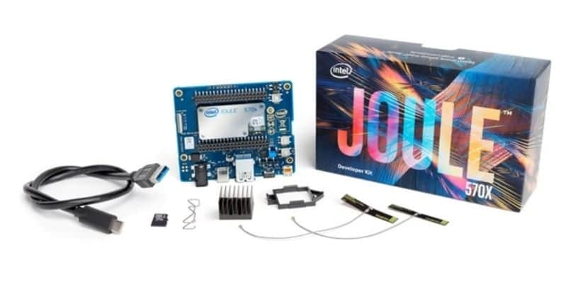 kit Intel Joule
