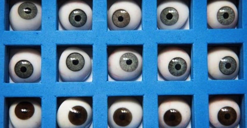 Prótesis de ojo