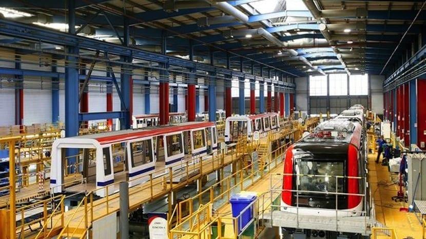 linea Alstom