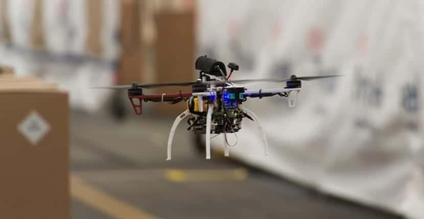 redes 4G para drones