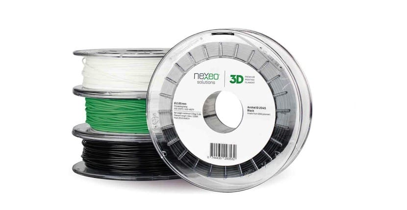filamentos Nexeo Solutions