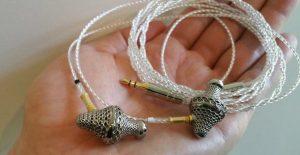 auriculares de lujo