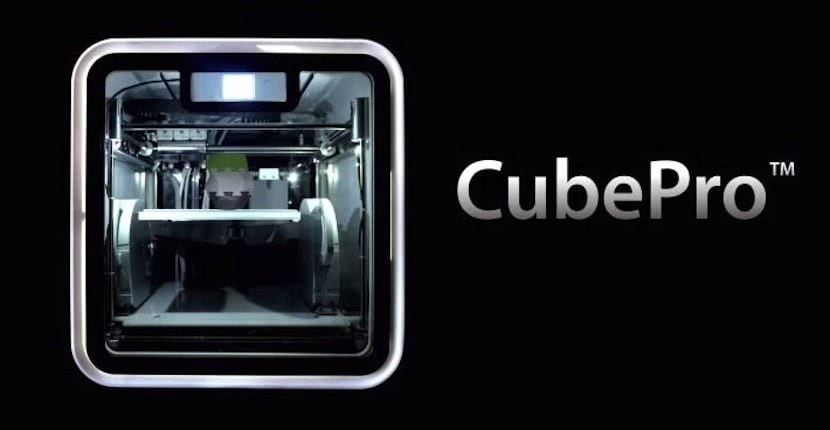 3D System Cubepro