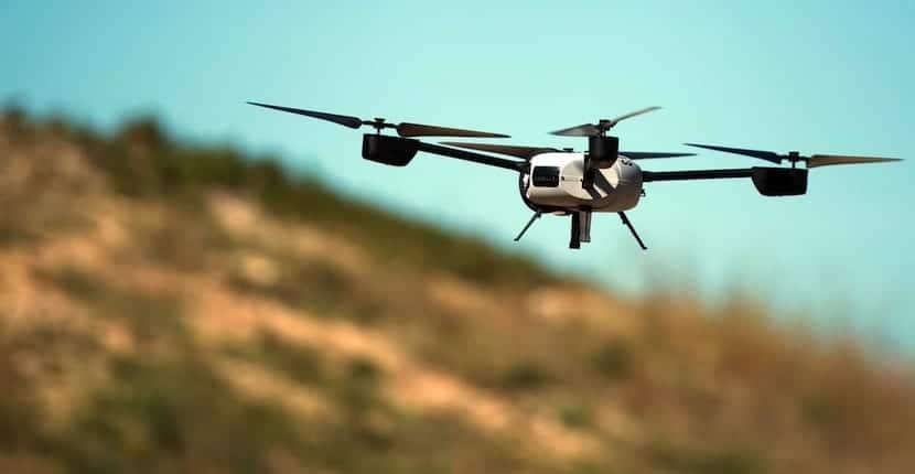 estaciones de asistencia en tierra para drones