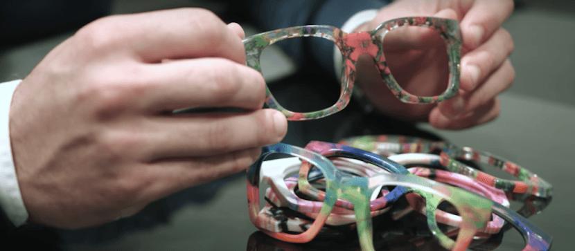 monturas para gafas