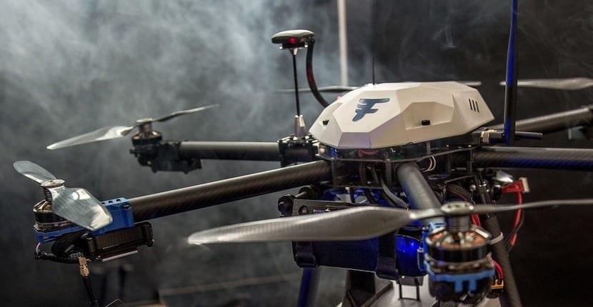 dron 7-Eleven