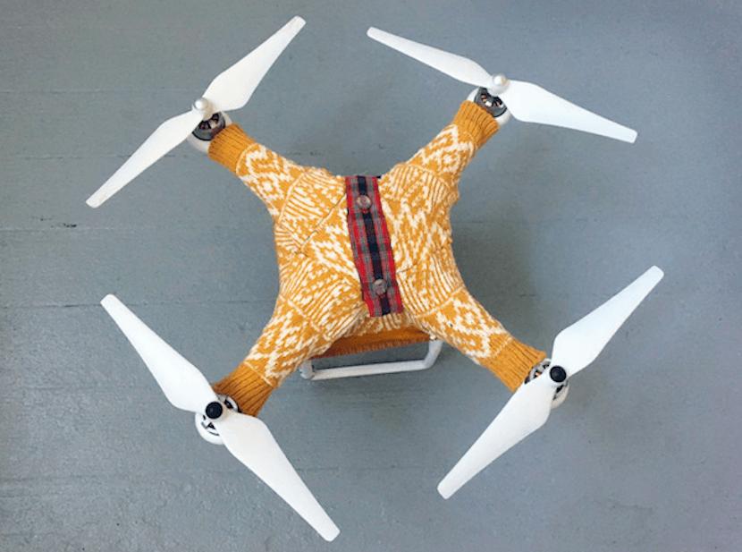 jersey drones
