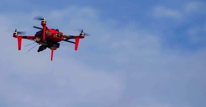 dron Ejército