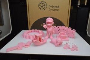 Análisis filamento PLA de PrintedDreams