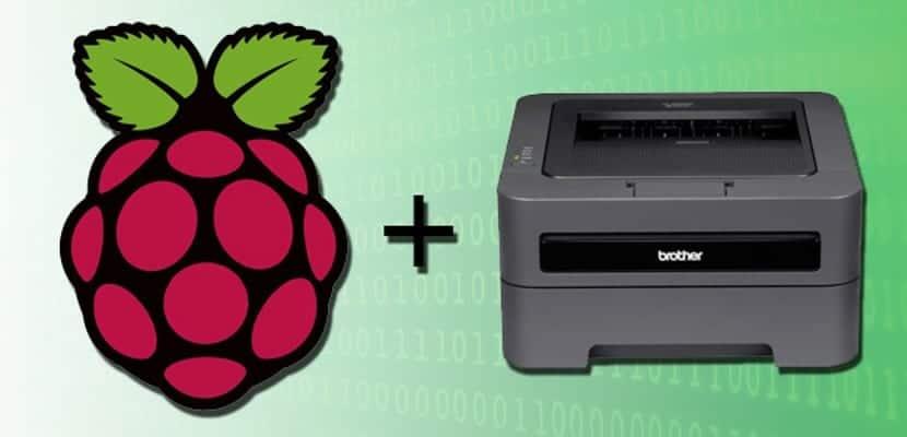 Impresora más Raspberry Pi