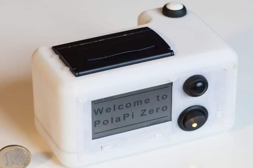 PolaPi-Zero