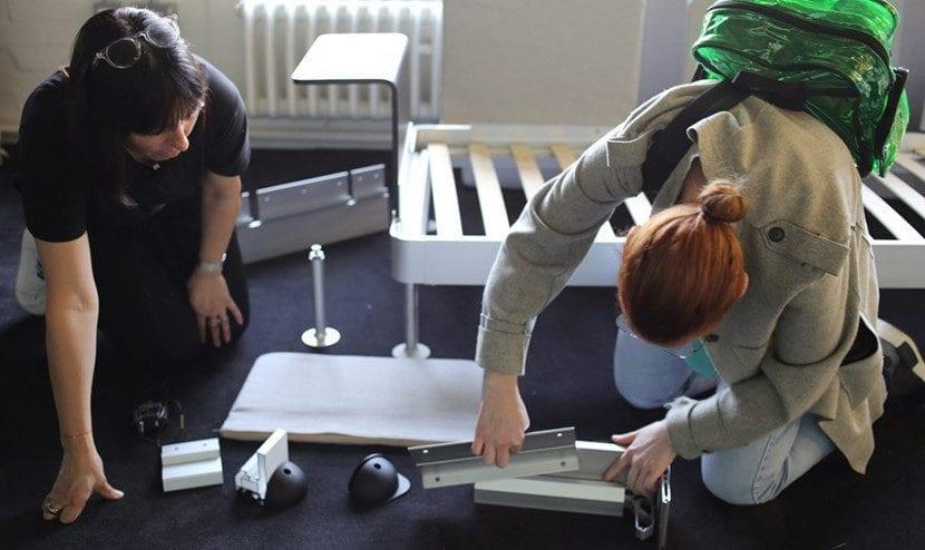 Delaktig de Ikea
