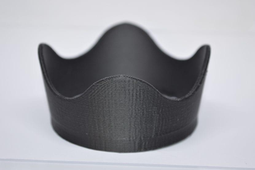 Impresión en PLA fibra de carbono