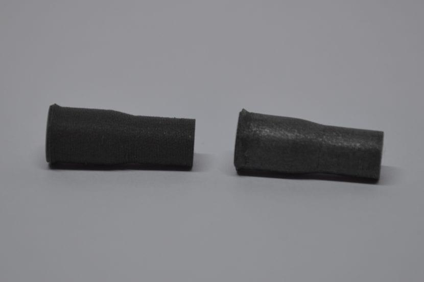 Impresión en PLA Acero