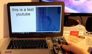 Imagen de Gesture Keyboard.