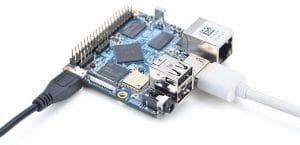 NanoPi M1 Plus, una nueva placa SBC de tamaño reducido.