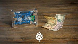 PINE64 con un par de dólares