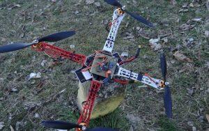 dron volador con Arduino
