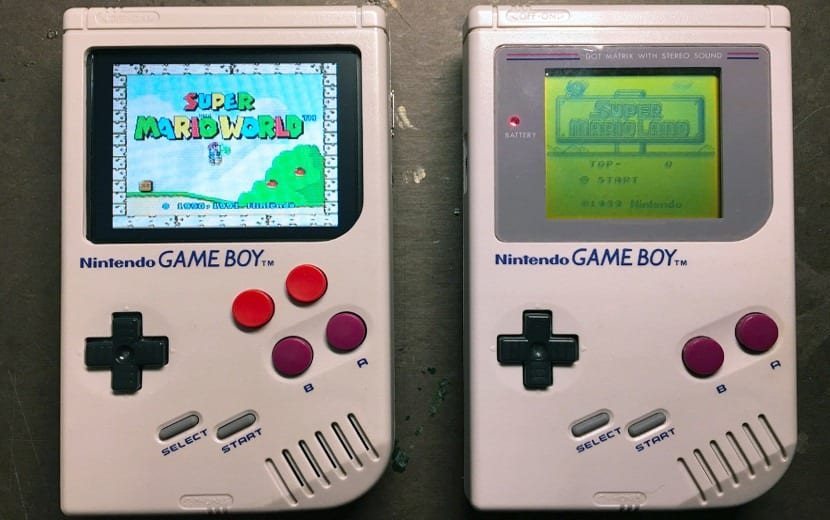 Game Boy Zero con Raspberry Pi