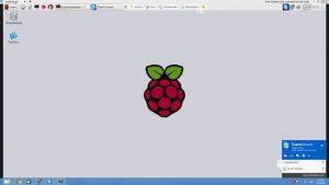 Escritorio de Raspberry Pi controlado de manera remota