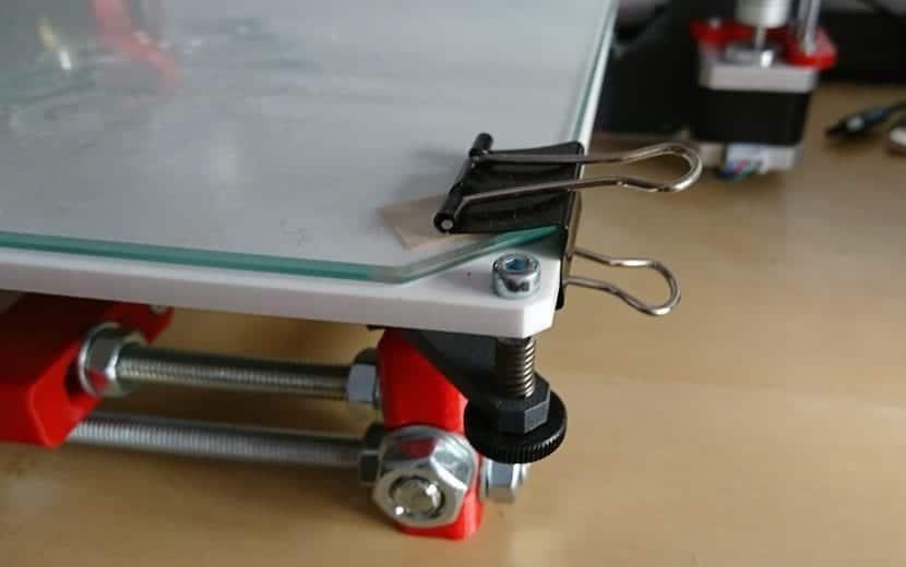 Impresora 3D en KIT BQ HEPHESTOS detalle